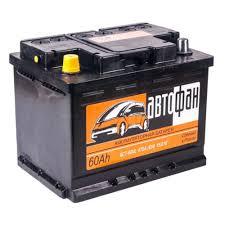 Аккумулятор <b>АКОМ AVTOFAN</b> 6CT-60.1 прямая полярность <b>60 Ач</b> ...