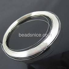 Wholesale beading wire 26 Gauge <b>pure 925 sterling</b> jewelry ...