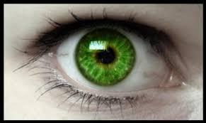 Resultado de imagen de dibujos de ojos verdes