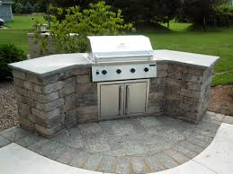 patio outdoor stone kitchen bar:  images about outdoor kitchens on pinterest diy outdoor bar decks and simple outdoor kitchen
