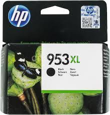 Купить <b>Картридж</b> HP 953XL, черный в интернет-магазине ...