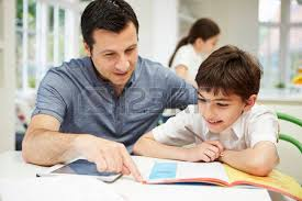 Parents Helping Child To Read Images  amp  Stock Pictures  Royalty        RF com