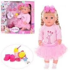 Кукла <b>пупс</b> шарнирная Любимая сестра с аксессуарами BLS001D ...