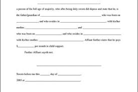 Child Support Agreement Template Free Download | Sample Invitations Child Support Agreement Template Free Download