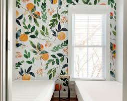 How To Install A Removable <b>Wallpaper Mural</b> | Young <b>House</b> Love