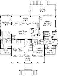 Broadmoor Luxury Home Plan D    House Plans and MoreWaterfront House Plan First Floor   D    House Plans and More