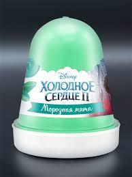 Disney Fluffy слайм Холодное сердце. Морозная мята <b>Kiki</b> ...