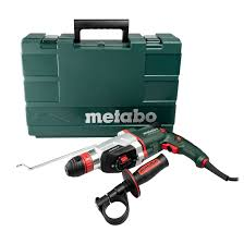 <b>Metabo KHE 2660</b> 110V <b>Quick</b> Combination Hammer Drill With ...