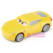 <b>Машинка</b> из мультфильма Тачки 3 Опасное столкновение <b>Mattel</b> ...
