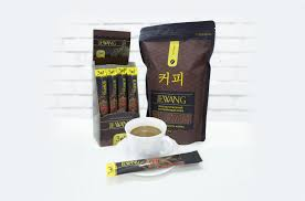 Jewang <b>3 in 1</b> coffee | Portfolio
