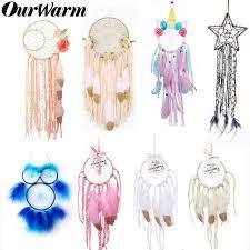 <b>OurWarm</b> Wedding Decoration Feather Dream Catchers Wall ...