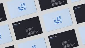 job board direct studio collate job board direct business cards