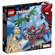 <b>Конструктор LEGO</b> Super Heroes 76114 <b>Паучий вездеход</b> ...
