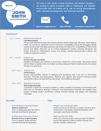 a modern resume sample business proposal templated business modern resume template latest information