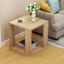 Wooden Assembly bedstand Bedroom Mini <b>Bedside Table</b> Living ...
