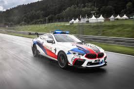 High performance serving <b>safety</b>: the new BMW M8 MotoGP ...