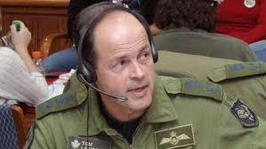 Le lieutenant-général Stuart Beare visite le NORAD - thomas-lawson