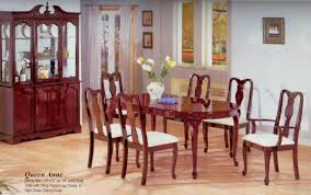 dining table queen anne cherry michigan