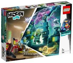 <b>Конструктор LEGO Hidden Side</b> 70418 Лаборатория призраков ...