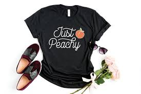 Brand Cotton Cute Just <b>Peach</b> T shirt Female <b>Summer Short</b> ...
