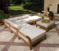 modern patio set outdoor decor inspiration wooden: wood patio furniture ideas image huayi full solid white oak