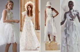 Top 5 Trends From <b>New</b> York Bridal <b>Fashion</b> Week <b>2021</b> – WWD