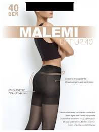 <b>Колготки Malemi Lift Up</b> 40 den, размер II, nero (черный ...