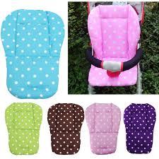 <b>Baby Infant Stroller</b> Seat Pushchair Cushion <b>Cotton</b> Mat   Shopee ...