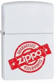 <b>Зажигалка Zippo</b> '<b>Guaranteed</b>' (29547) - купить в Киеве и Украине