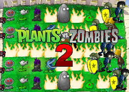 Download Game Plants VS Zombies 2 Full Version