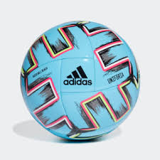 adidas <b>Мяч для пляжного футбола</b> Uniforia Pro - бирюзовый ...