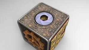<b>steampunk</b>-compass-puzzle-<b>box 1</b> | 3D CAD Model Library | GrabCAD