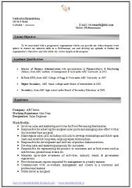 how to write an excellent resume   sample template of an    how to write an excellent resume   sample template of an experienced mba finance  amp  marketing resume sample  professional curriculum vitae   fre…