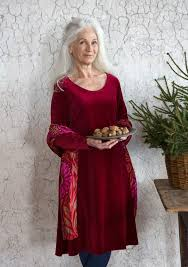 Image result for older woman colourful clothes