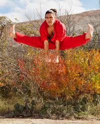 taekwondo uniting the world through martial arts master paul rana of adventure tkd jumping double front snap kicks