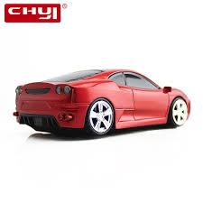 <b>CHYI Wireless Mouse</b> Ergonomic 2.4Ghz 1600 DPI Scuderia Coupe ...