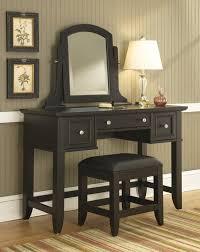 vanity table and bench set bedroom furniture black mirror makeup modern new ebay bedroom decor mirrored furniture nice modern