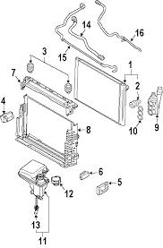parts com® bmw 750li belts pulleys oem parts diagrams 2006 bmw 750li base v8 4 8 liter gas belts pulleys