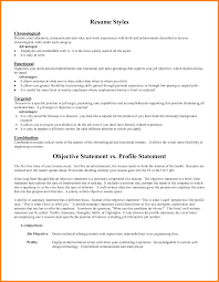 resume objective statements statement information 8 resume objective statements