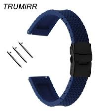 Watchbands for SUUNTO AMBIT3 Vertical/Traverse Alpha <b>Silicone</b> ...