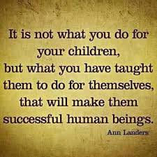 for my friends with kids going off to college. | Words to live by ... via Relatably.com