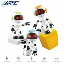 <b>JJRC</b> R8 RUKE / <b>R9 Ruby Touch</b> Control DIY Gesture Mini Smart ...