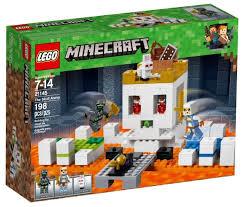 <b>Конструктор LEGO Minecraft</b> 21145 Арена-череп — купить по ...