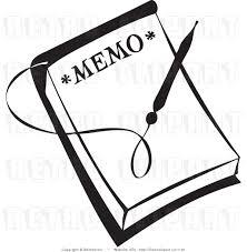 memo clip art clipartfest clip art of a memo pad