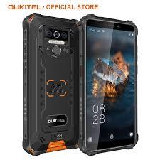 <b>OUKITEL WP5</b> Rugged Cell Phone IP68Waterproof/Dustproof ...