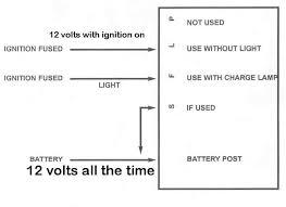 wire alternator wiring diagram annavernon gm alternator wiring nc4x4