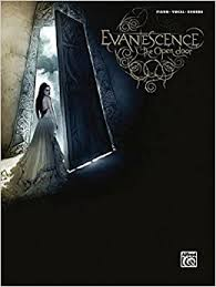<b>Evanescence - The Open</b> Door: Piano/Vocal/Chords: Evanescence ...