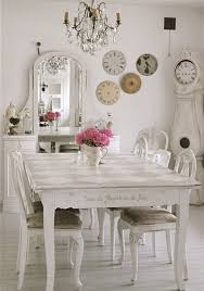 Shabby Chic Dining Room Table White And Beauty Shabby Chic Dining Room Design Ideas Furnihomepw