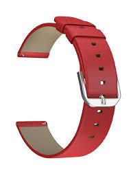 Универсальный кожаный <b>ремешок для часов</b> 22 mm Mintaka ...