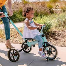 <b>Yvolution</b> Y <b>Velo Flippa</b> 4-in-1 Toddler Trike to Balance Bike